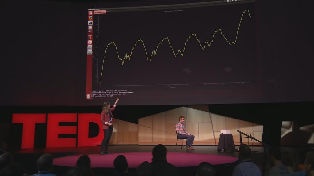 Monitoring Demonstration Ted Talk Dina Katabi